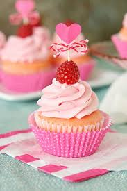 Pink Velvet Raspberry Cupcakes 21