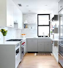 Grey And White Kitchen Ideas Large Size Of New Cabinets Modern
