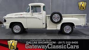 1959 Dodge D100 For Sale #2130380 - Hemmings Motor News 1959 Dodge Sweptside Pickup T251 Kissimmee 2014 Trucks Advertising Art By Charles Wysocki 1960 Blog D100 Utiline T159 Monterey Hooniverse Truck Thursday Two Pickups Fargo Pickup Trucks Pinterest Famous 2018 15 That Changed The World For Sale Classiccarscom Cc972499 Viewing A Thread Sweptline American Lafrance Fire Youtube