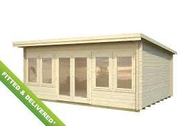 100 Second Hand Summer House Garden Sheds Log Cabins And Houses Huge Range On Display
