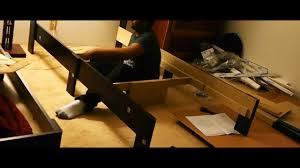 Sauder Beginnings Dresser Cinnamon Cherry by Sauder Beginnings Platform Bed Twin Cinnamon C Review Youtube