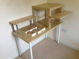 Linnmon Corner Desk Hack by Ikea Linnmon Desk Hack Hostgarcia