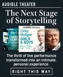 Audible Theater The Next Stage Of Storytelling