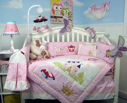 Amazon SOHO Royal Princress Nursery Bedding Set with Dipaer