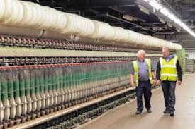 Brintons Carpets Uk by Uk Carpet Manufacturer Converts Dc To Ac And Avoids Costly Plant