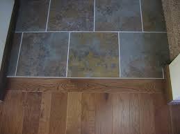 carpet wood floor transition doorway wood flooring design