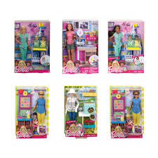Onshine Wooden Kids Doll House With Furniture Lift Fits Barbie