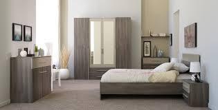 chambre split chambre adulte complète contemporaine coloris réglisse valeriane