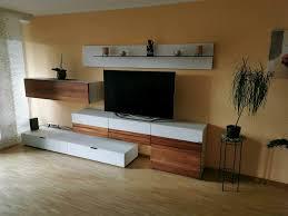 wohnwand highboard couchtisch wohnzimmer holtk invito
