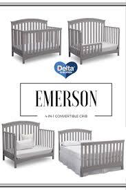 Serta Dream Convertible Sofa Kohls by Delta Children Sutton 4 In 1 Convertible Crib Delta