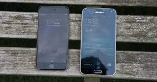 iPhone 6 vs Samsung Galaxy S5 which phone is best for you