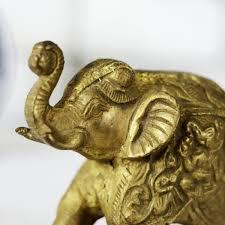 Meenakari Ganesha Marble Chowki N Table Watch Set 376 Home Decor
