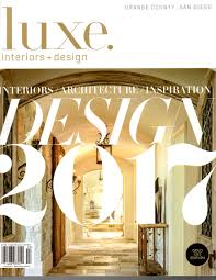 100 Magazine Design Inspiration Luxe Gold List Edition 2017 Interiors Architecture