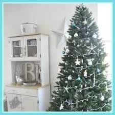 Seashell Christmas Tree Garland by Having Themed Christmas Trees Are Quite Trendy These Days And