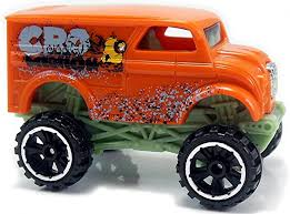Monster Dairy Delivery - 58mm - 2012 | Hot Wheels Newsletter