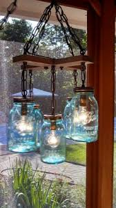 how to make a jar chandelier jar chandelier jar