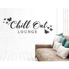 tjapalo s pkm442 wandtattoo chillout lounge wandtattoo wohnzimmer spruch wandsticker wohnzimmer modern wandtatoo badezimmer wellness viele farben