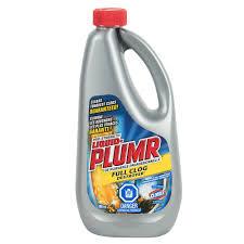 Ideas Liquid Plumr With Drain Plunger Prune Danish And Drain