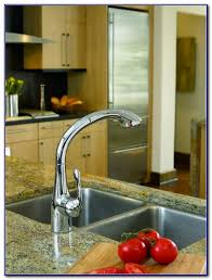 hansgrohe allegro e kitchen faucet costco faucets home design