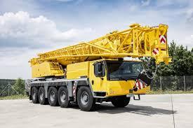 100 5j Trucking LTM 113051 Mobile Crane Liebherr