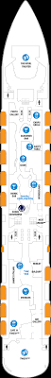 Majesty Of The Seas Deck Plan 10 by Quantum Of The Seas Quantum Of The Seas Cruises Royal Caribbean
