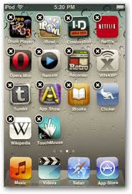 Beginner Group Similar Apps Using Folders on Your iOS 4 iPhone or
