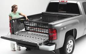 100 Truck Bed Organizer Cargo Manager Rolling Divider CM119 RollNLock The