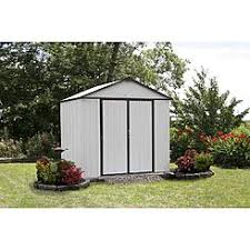 Suncast 7 X 7 Alpine Shed by Suncast Bms7790 7 By 7 Feet Storage Shed
