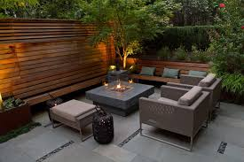 Plan On Having Contemporary Patio Furniture For Lovely Decoration