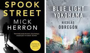 Book Reviews Spook Street Blue Light Yokohama And The Chalk Pit