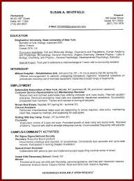 10 How To Make A Cv For First Job Pdf Mywartrol Com
