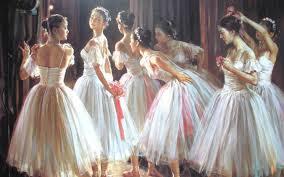 ballet dancers excitement wallpapers ballet dancers excitement