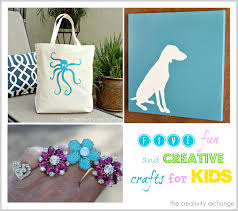 5 Fun And Creative Craft Projects For Kids