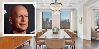 Bruce Willis New York City Apartment For Sale Bruce Willis Home