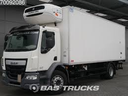 DAF LF 310 4X2 Manual Ladebordwand Euro 6 German-Truck Refrigerated ...