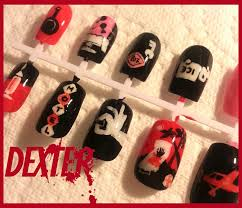 Dexter Nail Art From Season One, Ice Truck Killer. | Nails For Nails ... Tony Tucci Dexter Wiki Fandom Powered By Wikia T Shirt Ice Truck Killer Fitted Shirts Sale From Watch Online Full Episodes In Hd Free S01e11 Inspiration Nails Nailart Diary Of My Ice Truck Killer Unofficial Dexter Crime Tv Adults Kids The Bay Harbor Butcher Will Autograph Guy Meeting Christian Seeing Red Episode 2006 Photo Gallery Imdb S1e5 Tuccidnt Put This Together The First Time Watching Doll Replica Series Prop