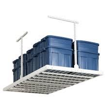 Racor Ceiling Storage Lift Canada by Storage Racor Prostor Heavy Lift Set Rac Stunning Garage Storage