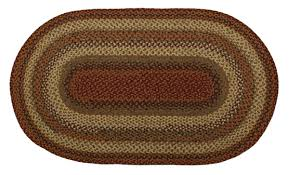 Homespice Decor Jute Rugs by Decorating Rustic Jute Braided Rugs In Multicolor And Rectangle