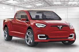100 Truck Reviews 2013 Tesla Model U Pickup Renders Speculation From Trend