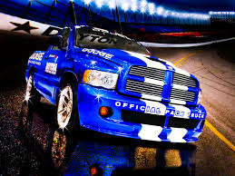 100 Mcilvaine Trucking Dodge Ram SRT10 Official Pace Truck If You Cant Dodge It RAM