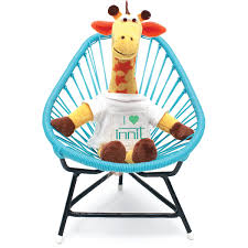Innit Acapulco Rocking Chair by Micro Acapulco Chair Black Base Innit Designs Horne