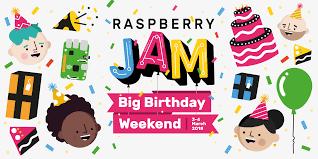 Houston Raspberry Pi User Group Raspberry Jam Big Birthday Weekend