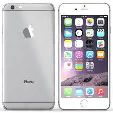 Apple iPhone 6 Plus 16GB Silver Verizon A1522 CDMA GSM