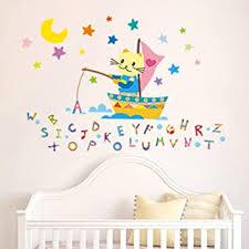 kinderzimmer dekoration tapete malerei baby baby