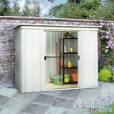 Metal Loafing Shed Kits by Best 25 Cheap Metal Sheds Ideas On Pinterest Patio Shed Roof