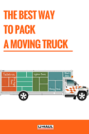 100 Packing A Moving Truck The Best Way To Pack A Truck Rental