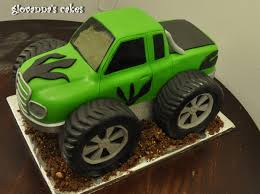 Giovanna's Cakes: Monster Truck Cake Creative Cakes Semi Truck Cake School Of Natalie Bulldozer With Kitkats Garbage Cakes Decoration Ideas Little Birthday For Dump Sheet Tutorial My 1st Punkins Shoppe Fire With Monster 9x13 Monster Truck Cake Pinterest Hot Wheels Cakecentralcom Hunters 4th Its Always Someones Blakes 5th Bday Youtube
