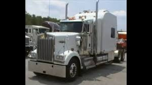 100 Big Truck Sleepers BIG DOUBLE CUSTOM SLEEPER TRUCK Kenworth W900L 38AeroCab Merged