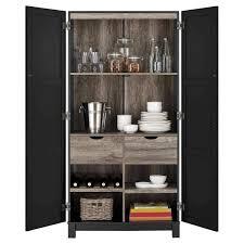 Matt White Kitchen Cabinets Units Travis Perkins
