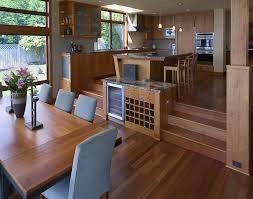 Best Floor For Kitchen And Living Room by Best 25 Split Level Kitchen Ideas On Pinterest Tri Level